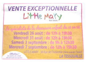 Little Mary_vente