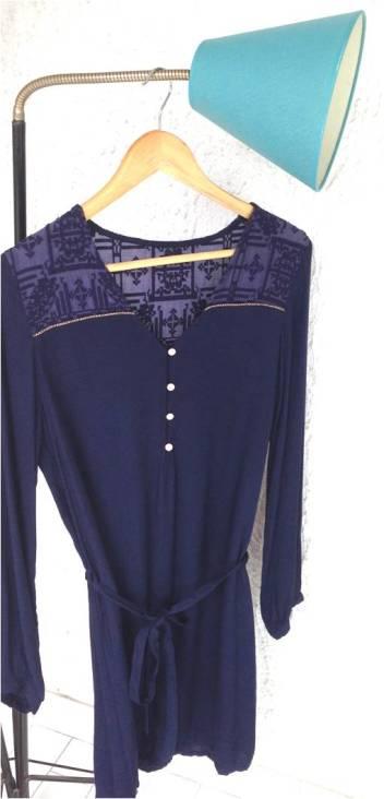 robe bleu marine_VF